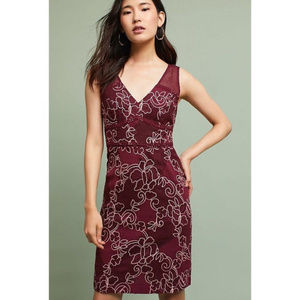 Anthropologie Moulinette Soeurs Ariana Lace Dress